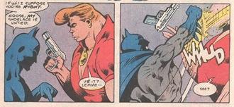 Batman i högform