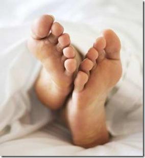 sleep-toes